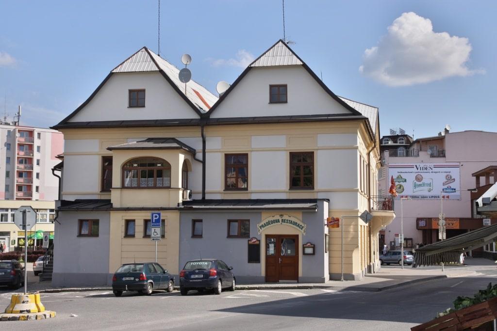 Hotel Praděd Jeseník