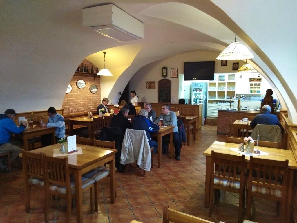 Hotel Praděd Jeseník - restaurace