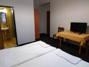 Hotel Praděd Jeseník - ubytování